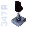 347R - Állítható, alsó, görgőzött, forgáspont szárnyas kapukhoz