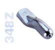 348Z - Hegeszthető acél tüske 20mm, horganyzott