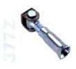 377Z - Forgáspont, menetes, fém dűbeles M18, horganyzott