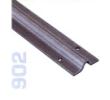 902 - Kör alakú sín D=16mm, csavarozható, 6fm-es toló kapukhoz
