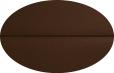 Csillag Garázskapu 2500 x2000mm-es  4 cm szigetelésű szekcionált ga...